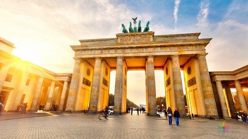 Berlin gezi notları, Berlin'de gezip görülmesi gereken yerler