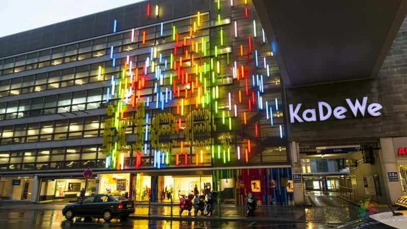 Berlin turu, Berlin'de nerede alışveriş yapılır